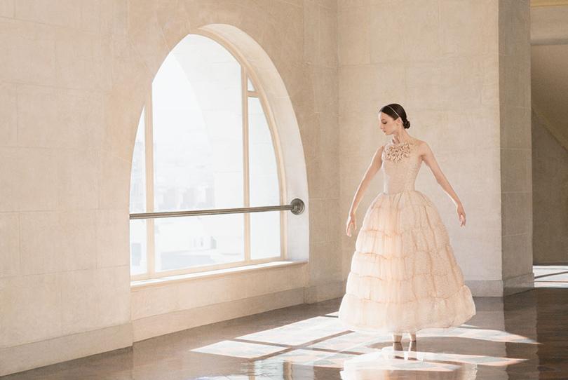 Прима-балерина Американского театра балета иБалета Сан-Франциско Мария Кочеткова