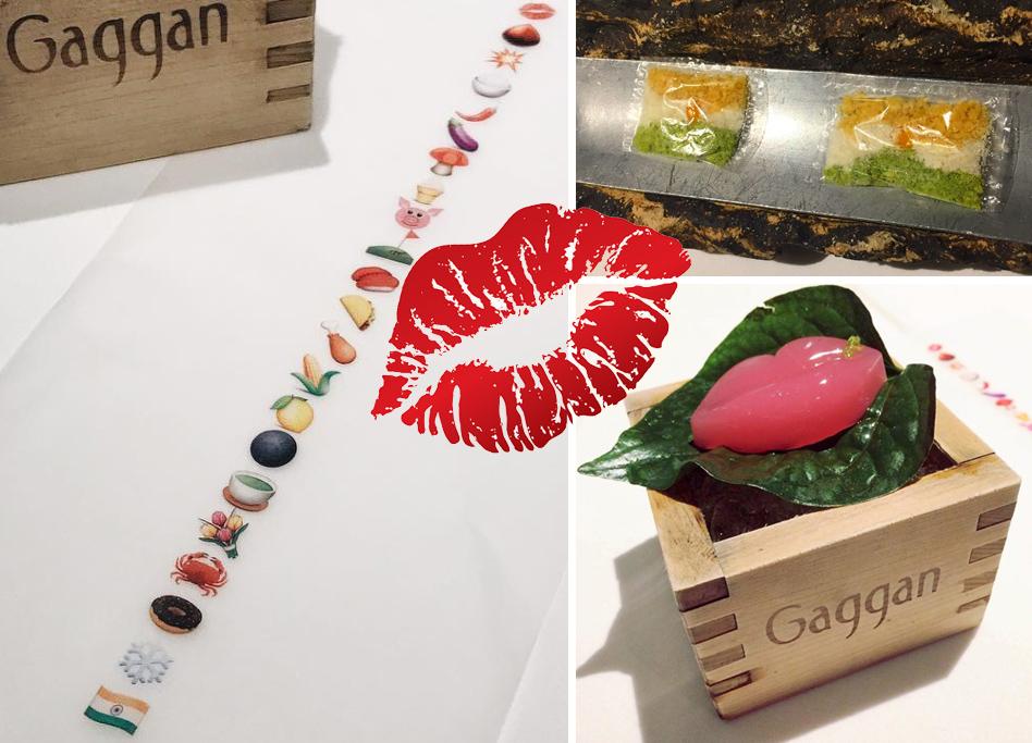 Хороший вкус: лучшие рестораны Бангкока. Часть2: Gaggan