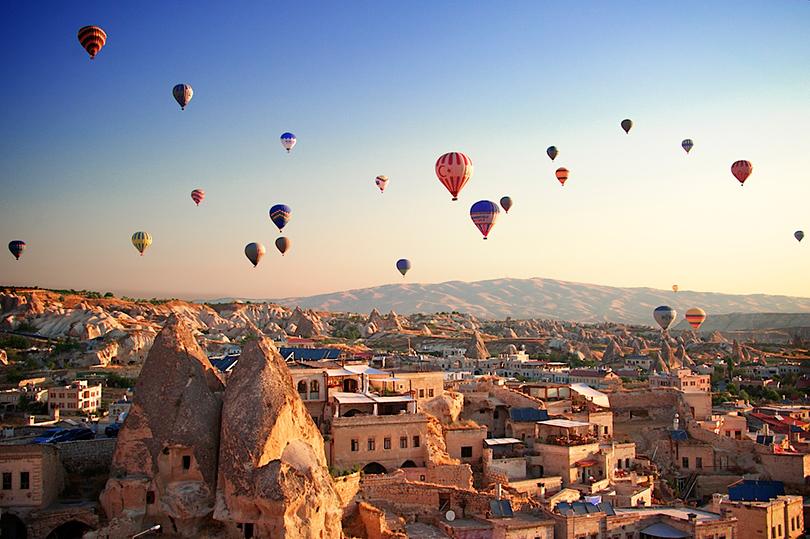 Герем, Турция