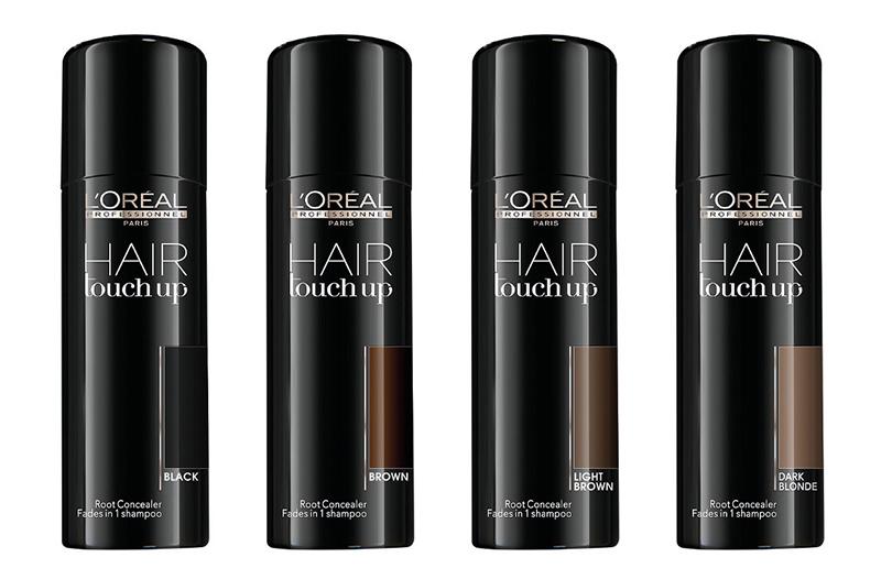 Идеальная косметичка: 7 средств для волос на все случаи жизни. Наслучай, когда нехватает времени: L'Oreal Professionel Hair Touch Up