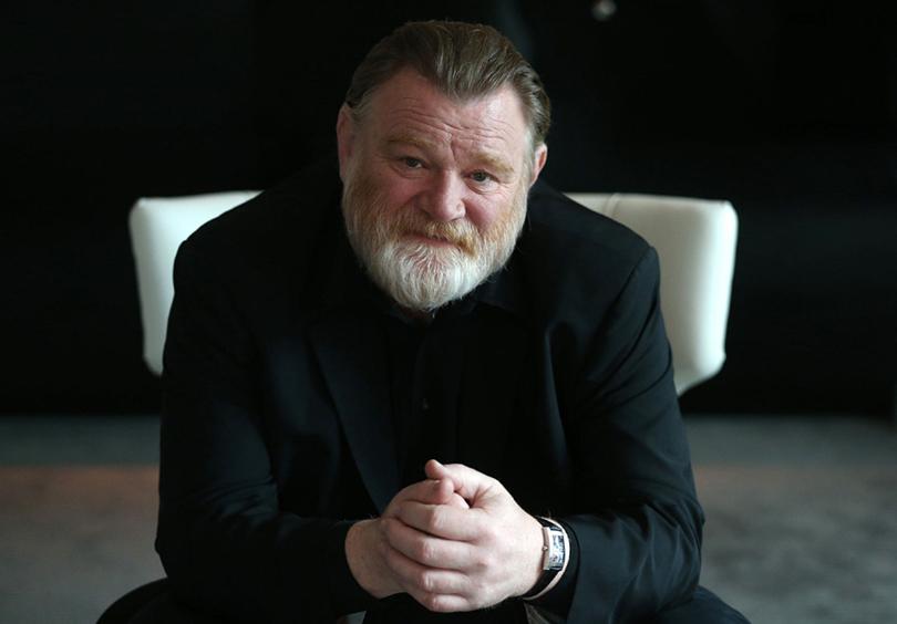 КиноТеатр: интервью сирландским актером Бренданом Глисоном