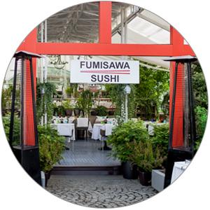Quality Time с Еленой Филипченковой: самые интересные события ближайших дней, 15-19 июня. Открытие веранды Fumisawa Sushi