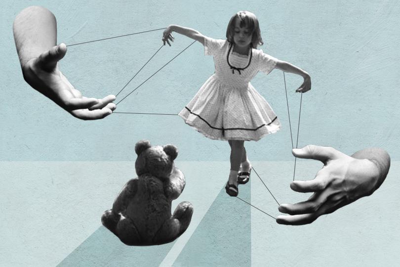 Благотворительность сКатей Бермант: День защиты детей