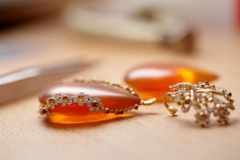 Jewellery & Design: дом Chopard представил новую ювелирную коллекцию Red Carpet