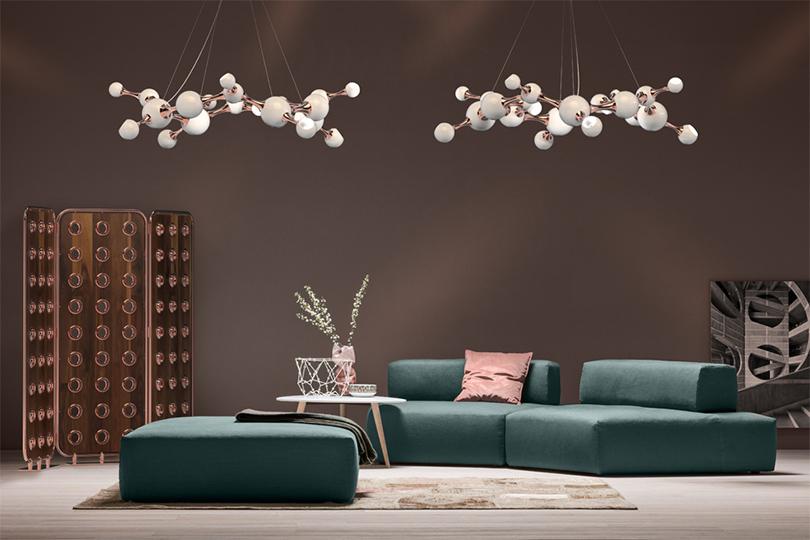 Дизайн & Декор: свет как арт-объект