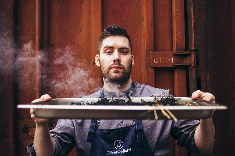 Гастрономический дайджест: 15 Kitchen + Bar: новый шеф-повар Оливер Вильям Доллард из Великобритании