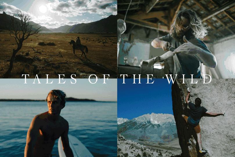 АромаШопинг: настоящие мужчины в фильме Tales of Wild в честь аромата Sauvage от Dior