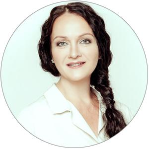 Тийна Орасмяэ-Медер, врач-косметолог, разработчик линии профессионального ухода за кожей Meder Beauty Science (Швейцария), главный редактор журнала «Косметические Средства»