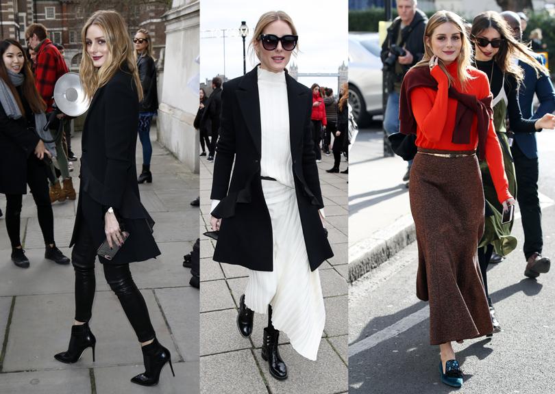 Style Notes: чем запомнился Лондон? Самые яркие моменты London Fashion Week. Оливия Палермо
