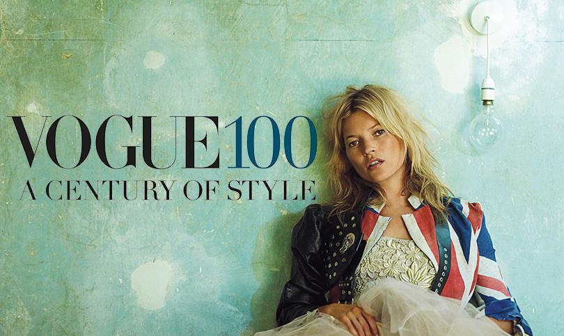 Vogue 100: A Century of Style.  Национальная портретная галерея, Лондон