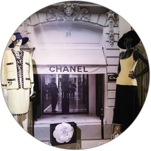 I love Chanel. Частные коллекции. Музей моды, Москва