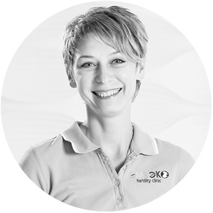 Мария Клименко, гинеколог-репродуктолог клиники GMS