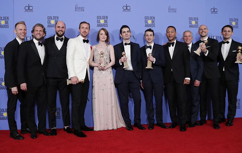 КиноТеатр: «Ла-Ла Лэнд» идругие победители «Золотого глобуса».