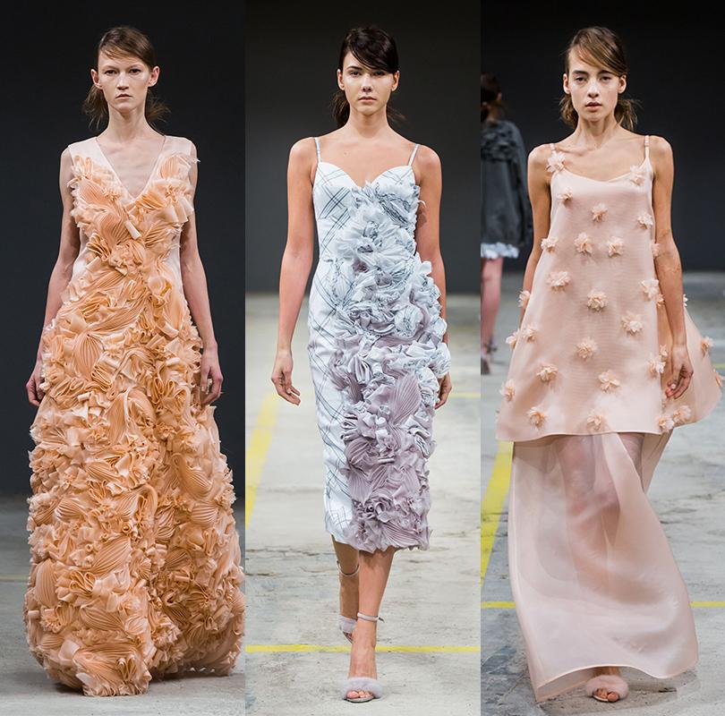 Style Notes: как выбрать платье на выпускной? 8 модных идей от российских дизайнеров: концептуальный подход, Ruban