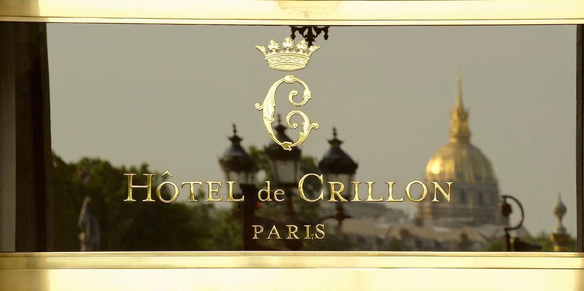 Назад вбудущее: открытие Hôtel deCrillon, ARosewood Hotel вПариже