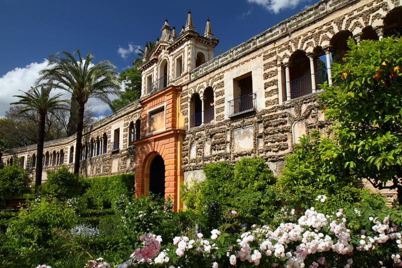 Идея на каникулы: европейские тропы «Игры престолов». Андалусия, Испания