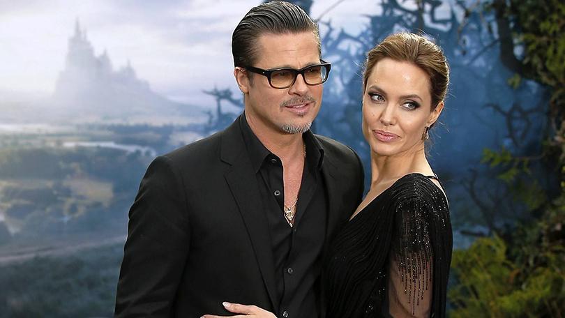 Пара недели: Анджелина Джоли и Брэд Питт разводятся