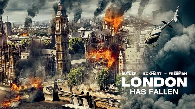«Падение Лондона»