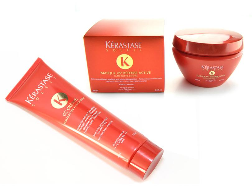 Идеальная косметичка: выбираем лучшие средства ухода и защиты от солнца на майские праздники. Kerastase