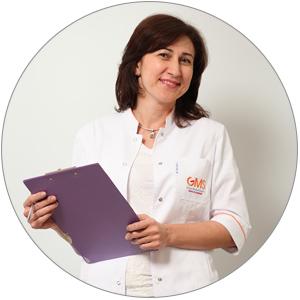 Акушер-гинеколог GMS Clinic Мадина Кучукова