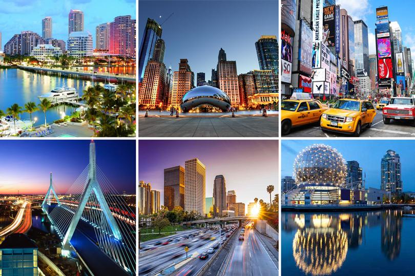 Travel News: выгодная сделка. В Северную Америку — с Lufthansa