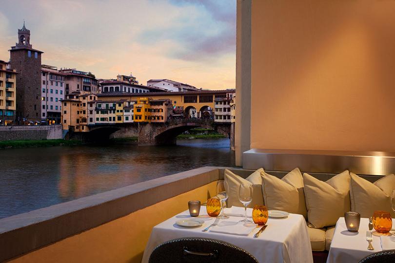 Идея на уикенд: Флоренция Дэна Брауна — с отелями Lungarno Collection