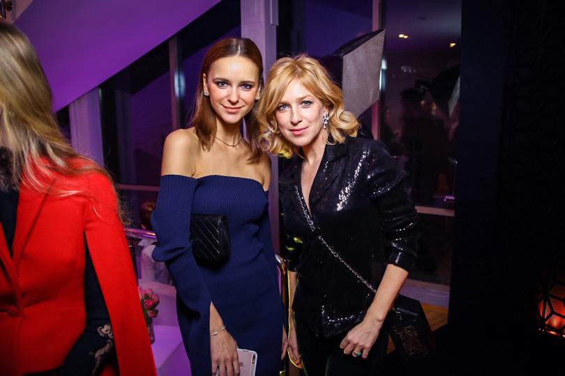 Ксения Князева и Ирина Гринева