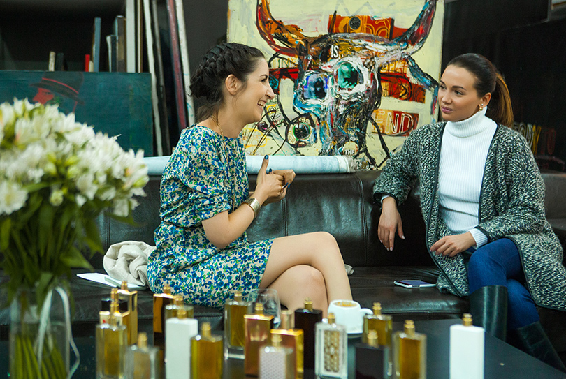 АромаШопинг: блиц-интервью с основательницей парфюмерного бренда MEMO Кларой Моллой