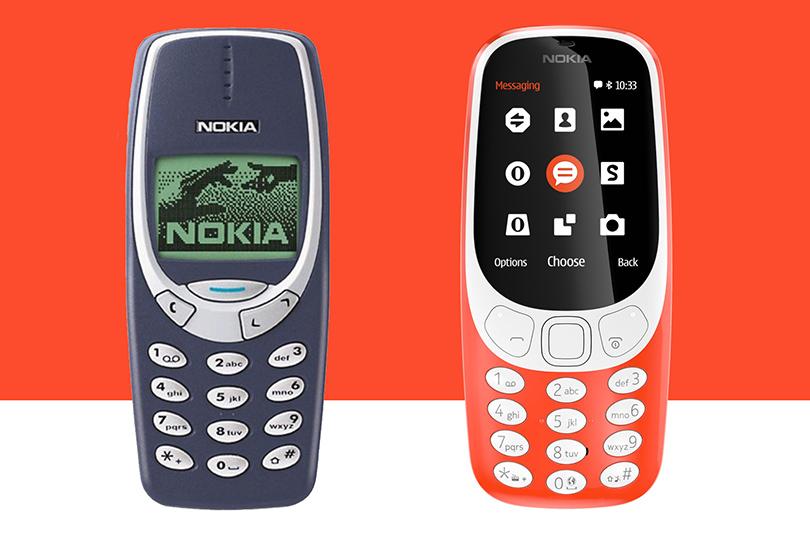 Обновленный Nokia 3310: ремейк боевика «Неубиваемый»