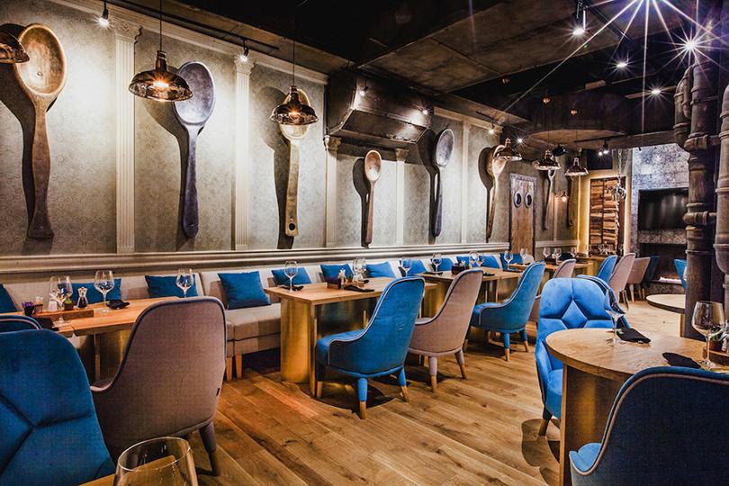 Ресторанные открытия недели: «Жаровня»