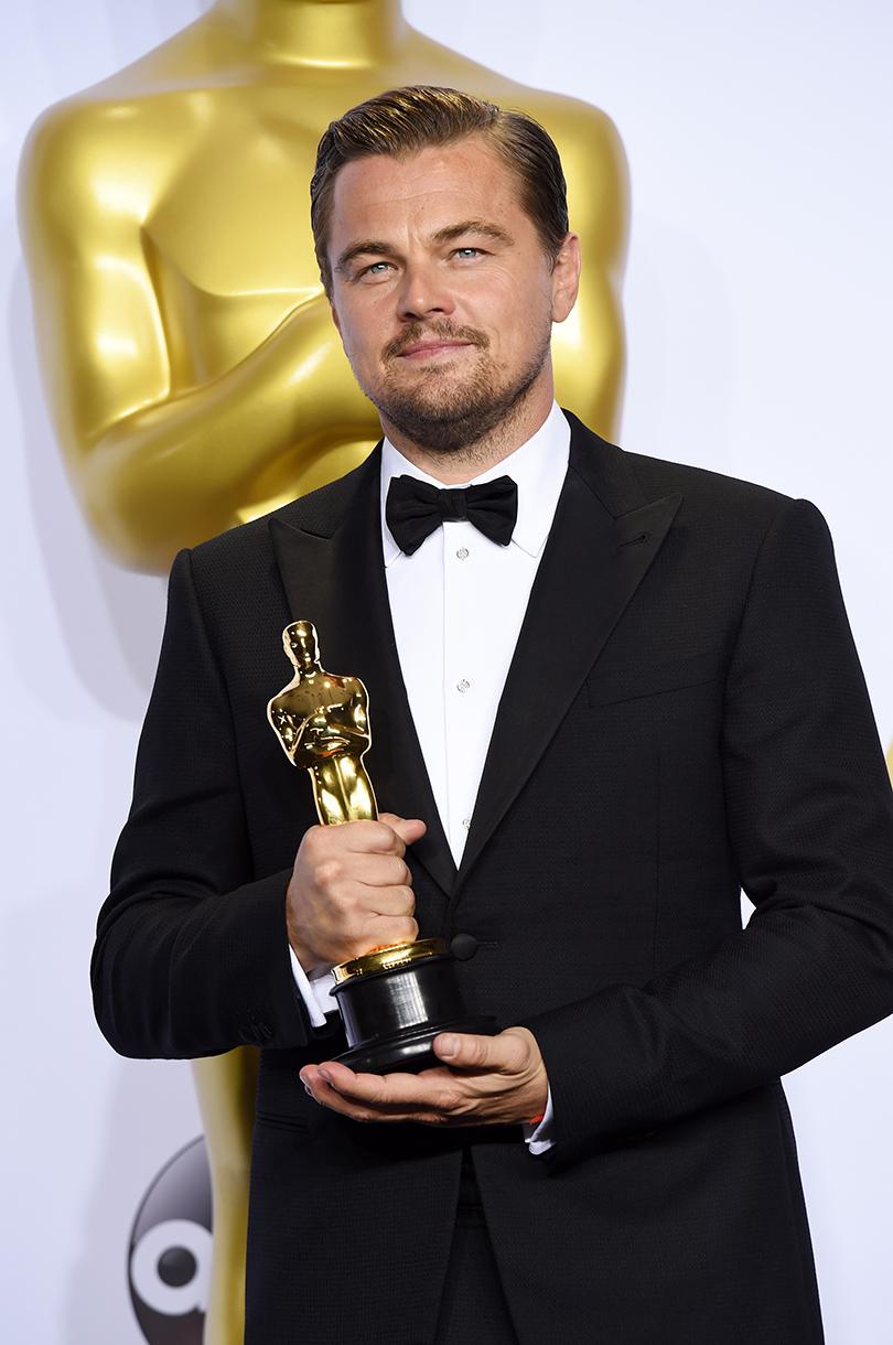 Oscars Special 2016: Безусловный иабсолютный фаворит— Леонардо ДиКаприо. Номинированный на«Оскар» впятый раз вжизни, он, наконец, получил вожделенную статуэтку