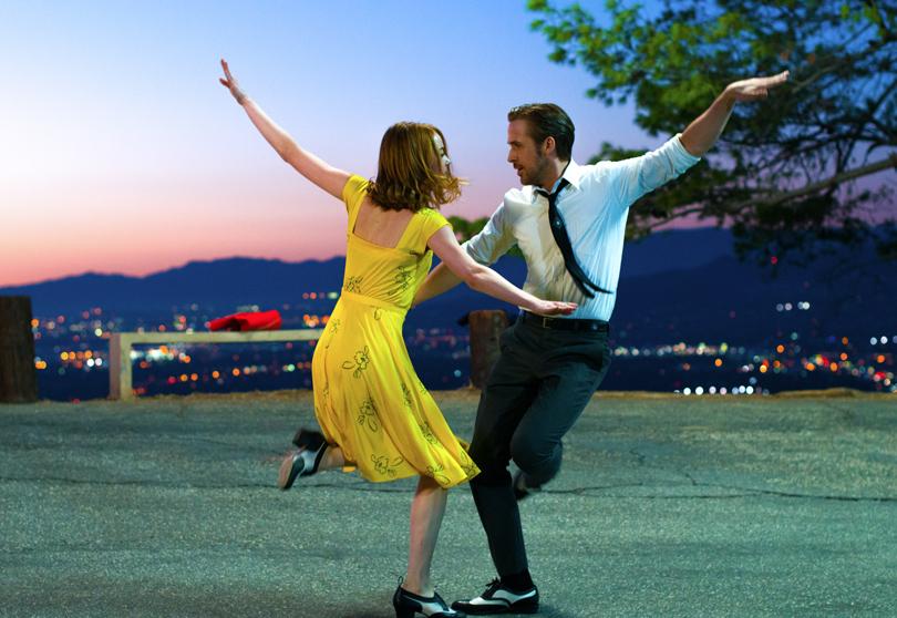Кино науикенд: обязательно кпросмотру— фильмы-номинанты на«Оскар». Кадр изфильма «Ла-Ла Ленд»