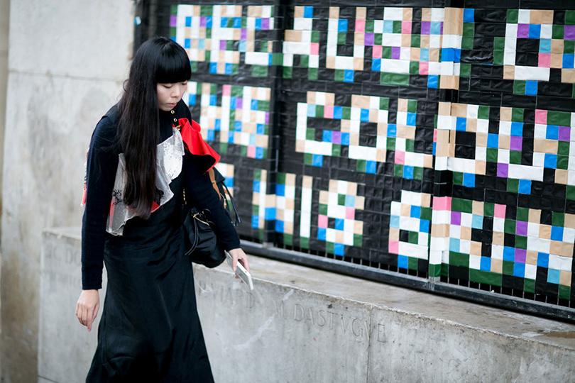 Уличный стиль наParisFashionWeek, 2016. Модный блогер Сьюзи Лау