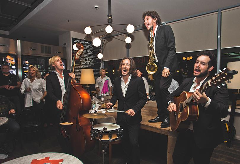 Светская хроника: концерт The Phly Boyz в ресторане Арама Мнацаканова