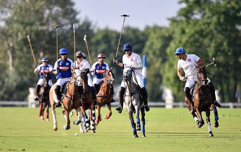 Sports & Lifestyle: в Москве прошел российско-французский турнир по конному поло
