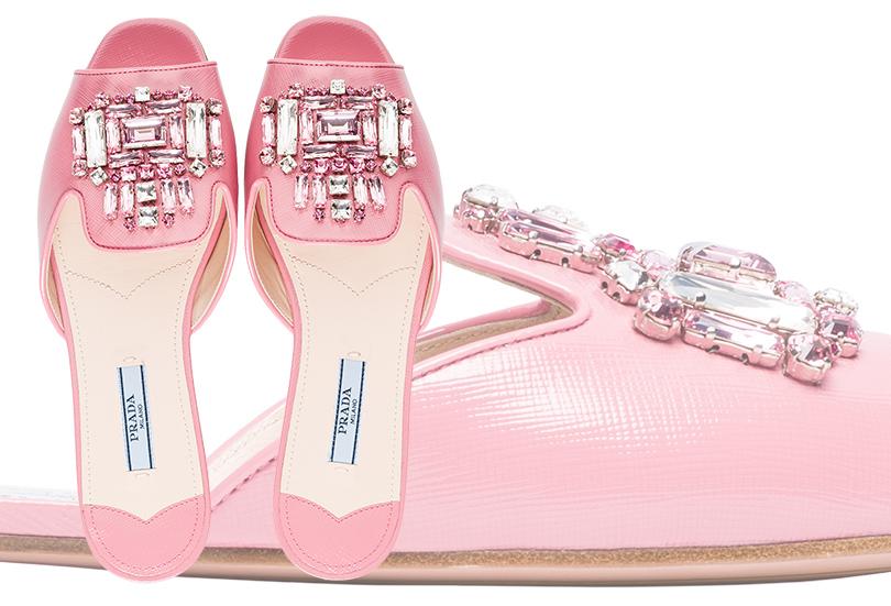 Shoes & Bags Blog: открываем летний сезон с мюлями Prada