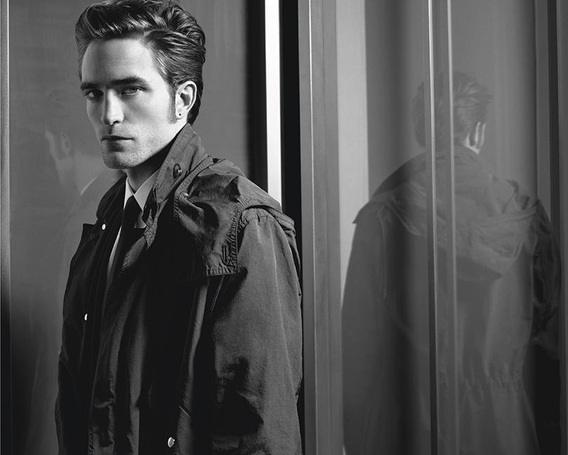 Роберт Паттинсон в рекламе Dior Homme