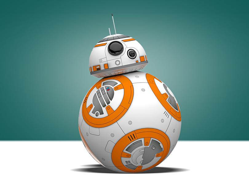 Posta Kid's Club: робот в детской — воспитываем программистов с молодых ногтей. BB-8 Droid
