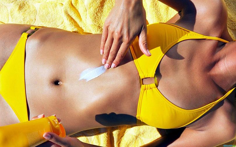 Health & Beauty: как правильно загорать на пляже? Незабывайте про крем сSPF