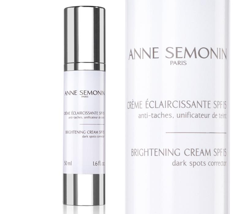 Осветляющий комплекс Anne Semonin Brightening Serum &Cream