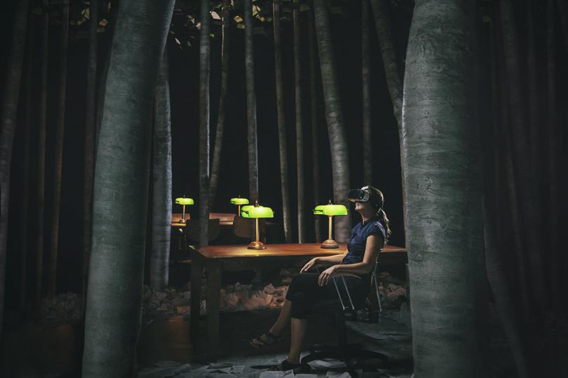 Что смотреть нафестивале «Территория»: «Ночь вбиблиотеке»