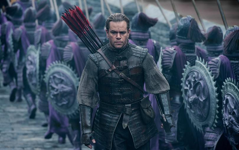 Кино науикенд: «Великая стена»— фильм прото, как Мэтт Дэймон спас целый Китай