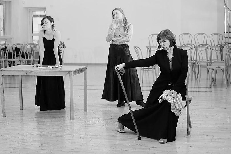 «Сюзанна» Школа драматического искусства  Премьера: 15, 16 декабря 2017 года