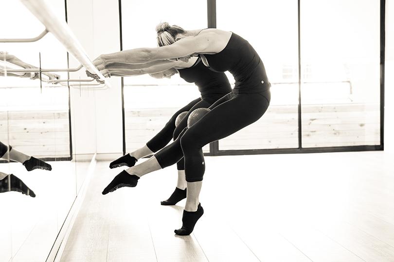 Необычные тренировки: балет