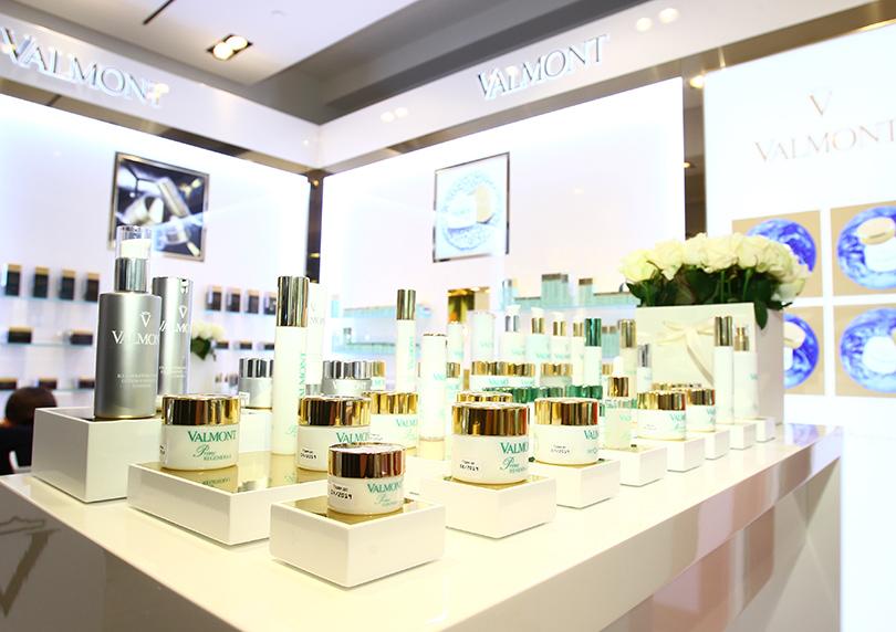BeautyShopping: вЦУМе открыли корнер Valmont
