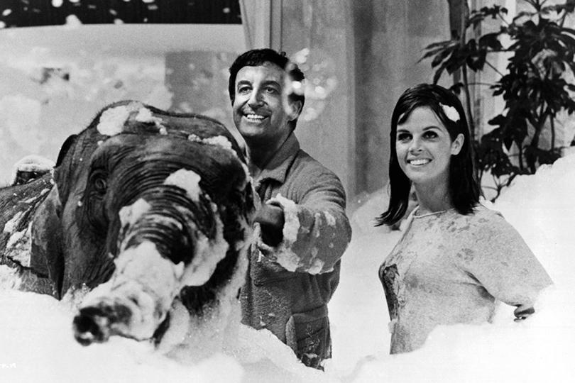 Что посмотреть ввыходной: пять комедий, проверенных временем. «Вечеринка» (1968)