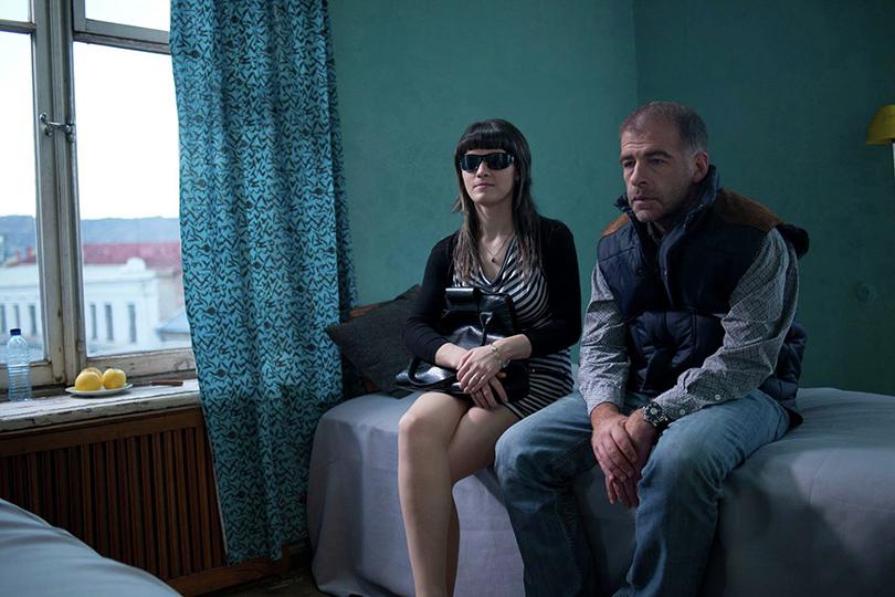 Что посмотреть ввыходные: отТбилиси доТокио. «Слепые свидания», 2013