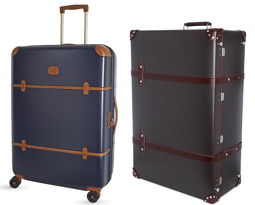 Путешествуем со стилем этой зимой: выбираем багаж