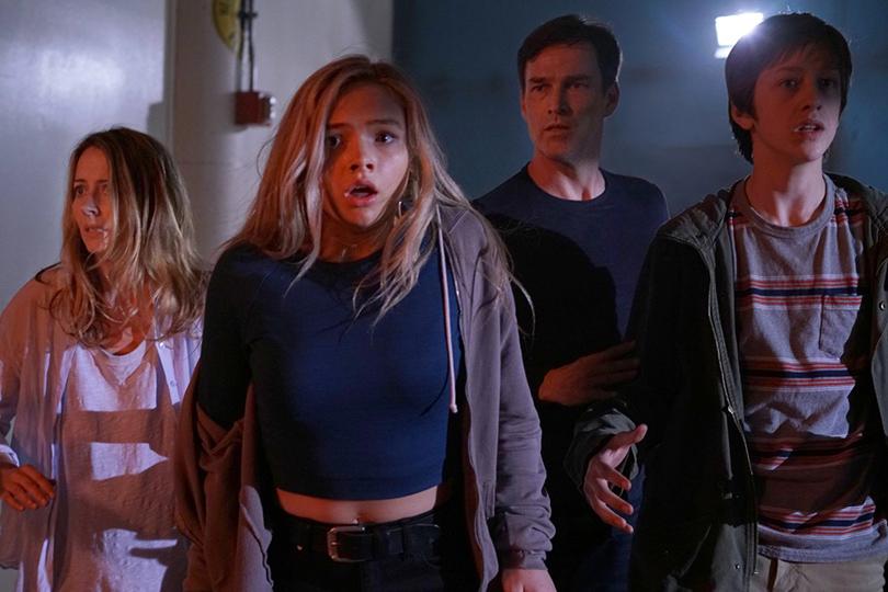Пять новых сериалов октября: «Одаренные» (The Gifted)