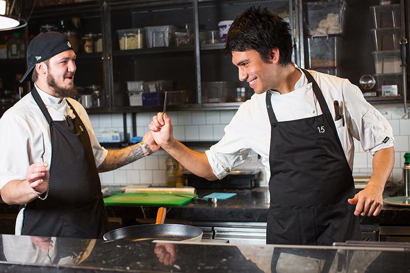 Quality Matters с Еленой Филипченковой: гастроли Сантьяго Ластры в 15 Kitchen+Bar